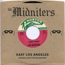 "THEE MIDNITERS Found a Peanut / Love Special Delivery 7"" Chicano Whittier Norton"