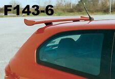 SPOILER ALETTONE ALFA 147  REGOLABILE  GREZZO  cod  F143-6G-TR 143-6-1