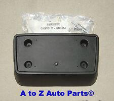 New 2007-2009,2010,2011,2012 Chevrolet Silverado Front License Plate Bracket,OEM