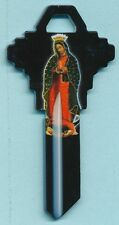 GUADALUPE VIRGIN MARY KEY BLANKS SC-1 (KC#235)