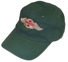 Morgan wings embroidered hat