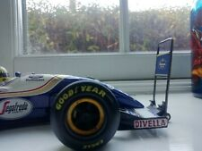 1:18 scale F1 Williams Rothmans Pit jack diorama part Minichamps Senna