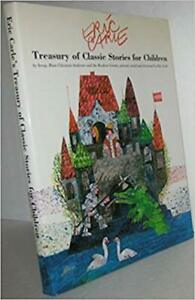 Vintage Eric Carle Illustrated Treasury of Classic Stories for Children Hardcove