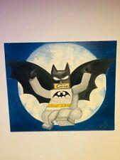 Batman Oil Painting