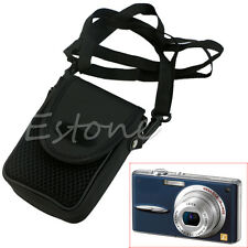 Universal Digital Camera Pouch Style Case Bag Sleeve Mesh Net Protector