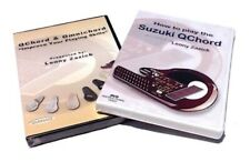 "QChord / Omnichord - Complete DVD Instruction Pack - ""How-To & Improve Skill"""