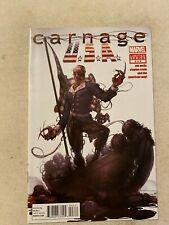 CARNAGE USA #3 NM 9.4 CLAYTON CRAIN COVER