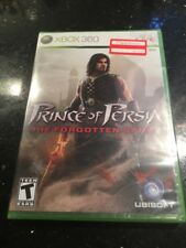 Prince of Persia: The Forgotten Sands Microsoft Xbox 360 New Factory Sealed