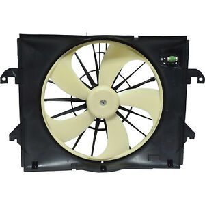 New Engine Cooling Fan Assembly for Ram 1500 1500