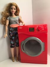 "My Life RED DRYER For 18"" Dolls Our Generation American Girl Doll or Barbie"