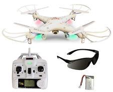 SYMA X5C Quadrocopter Simple-Edition 3.6 MP HD Kamera mit Tonaufnahme, 3D Drohne