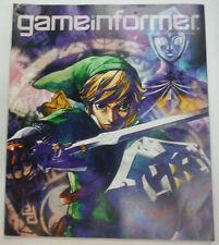 Gameinformer Magazine The Legend Of Zelda No.222 January 2011 043015R