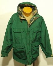 vintage men's WOOLRICH 60/40 Mountain Light Parka jacket coat size LARGE (sz 42)