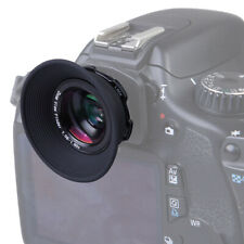 1.08x-1.60x Zoom Magnifier Viewfinder Eyepiece Eyecup for Canon Nikon Sony
