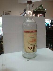 Vintage Bells Large 4.5L Scotch Whisky Bottle