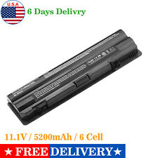 5200mAh Laptop Battery for Dell XPS 14 15 17 L502x L702x JWPHF J70W7 R795X WHXY3