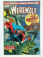 Werewolf by Night #15 - Tomb of Dracula Marvel Comics 1st Series
