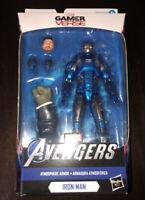Hasbro Marvel Legends Series Iron Man Atmosphere Armor BAF Joe Fixit