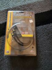 New listing Monster Cable Monster Video 2 S-Video 1.5m Interconnect Component Cable