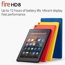 "BNIB! AMAZON ALEXA FIRE HD8 TABLET 8"" HD DISPLAY 32GB! ANDROID GOOGLE PLAYSTORE?"