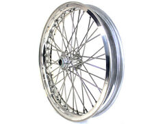 "Replica ALLOY 19"" KR XR Spool Hub FRONT WHEEL for Harley Track Race Bikes"