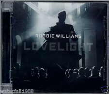 ROBBIE WILLIAMS - LOVELIGHT 2006 DVD SINGLE PRODUCED BY MARK RONSON DVDCHS 5162
