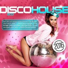 Disco House Musik-CD 's mit Sampler und Dance- & Electronic-Genre