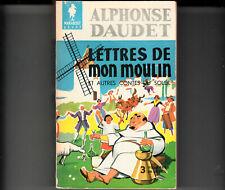 Marabout géant D2  Alphonse Daudet  Lettres de mon moulin