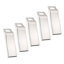 5PCS/LOTS Metal 32G 64G USB3.0 Flash Drives Memory Stick Storage Pen Drive Thumb