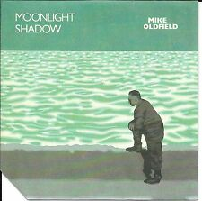 "45 TOURS / 7"" SINGLE--MIKE OLDFIELD--MOONLIGHT SHADOW / RITE OF MAN--1983--"