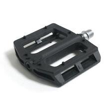 Premium Products Slim Plastic Pedals Black