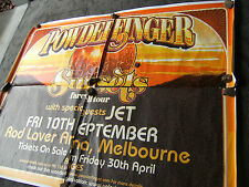Powderfinger Farewell Tour Poster 2010