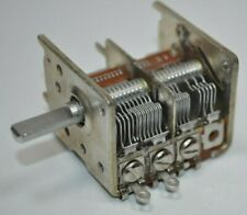 ALPS Japan Vintage Rotary Pot Potentiometer Switch Part# 14A0254-001