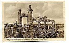 F 308 - Henrichenburg, Schiffshebewerk, 1929 gelaufen, Dortmund-Ems-Kanal