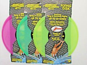 Wave Runner 6.0 AeroDynamic Flying WATER Disk FRISBEE CATCH DOG KIDS PICK COLOR
