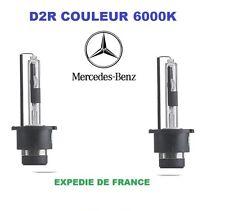 2 AMPOULES XENON MERCEDES CLASSE C W203 D2R 35W BLANC 6000K NEUF