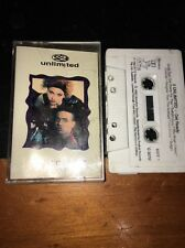 2 UNLIMITED GET READY Cassette Tape
