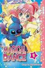 DISNEY MAGICAL DANCE 1 - KODAKA, NAO/ KODAKA, NAO (CON) - NEW PAPERBACK BOOK
