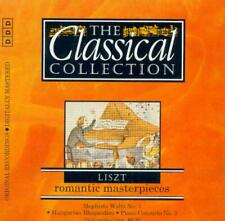 LISZT: PIANO CONCERTO NO 2, MEPHISTO WALTZ + 3 HUNGARIAN RHAPSODIES - CD 1994