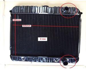 Radiator For Chev Chevrolet Bel Air Belair Impala Biscayne 283 v8 59-65 Rebuilt