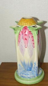 Myott Torpedo Vase, Hand Painted (89 79)
