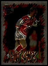 Futera Arsenal Fans 1999 - Ray Parlour Hot Shots (Chrome Embossed) # HS5