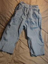 Vintage 50s Childs Boys Light Denim Pants Elastic SEARS ROEBUCK 4