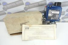 ITT Neo-Dyn Adjustable Pressure Switch 5 to 75 PSIG PN: 101P 1C3 (NEW in BOX)