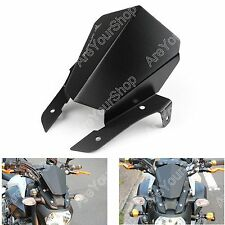 Upper Headlight Top Mount Cover Panel Fairing For Yamaha MT-07 FZ-07 2014-16 B4