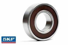 6204 20x47x14mm C3 2RS Rubber Sealed SKF Radial Deep Groove Ball Bearing