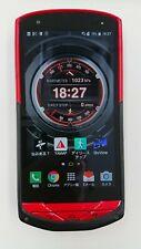KYOCERA -TORQUE-G02(KYV35) -16GB- RED(au Sim locked)  AK04-1079  02/24