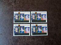 1980-81 Topps #163 Wayne Gretzky, Guy Lafleur, Marcel Dionne Card - UNSCRATCHED