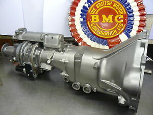 MGB GEARBOX and OVERDRIVE 3 SYNCHRO FULLY REMANUFACTURED EXCHANGE
