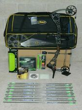 Loaded Mathews Htr No Cam Bow Package- Stone Tactical - NoCam- 60/70 lb- Most Dl